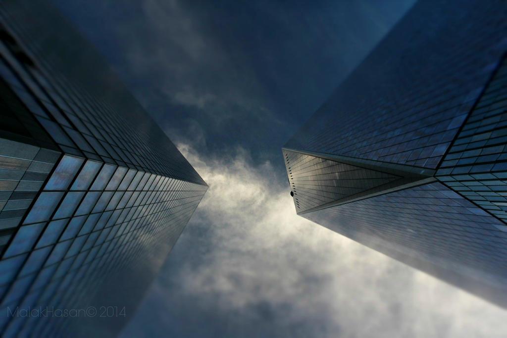 Sky Embrace by nasahkalam