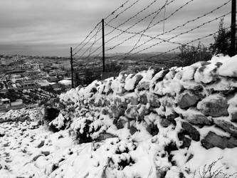 White Jerusalem - Fence