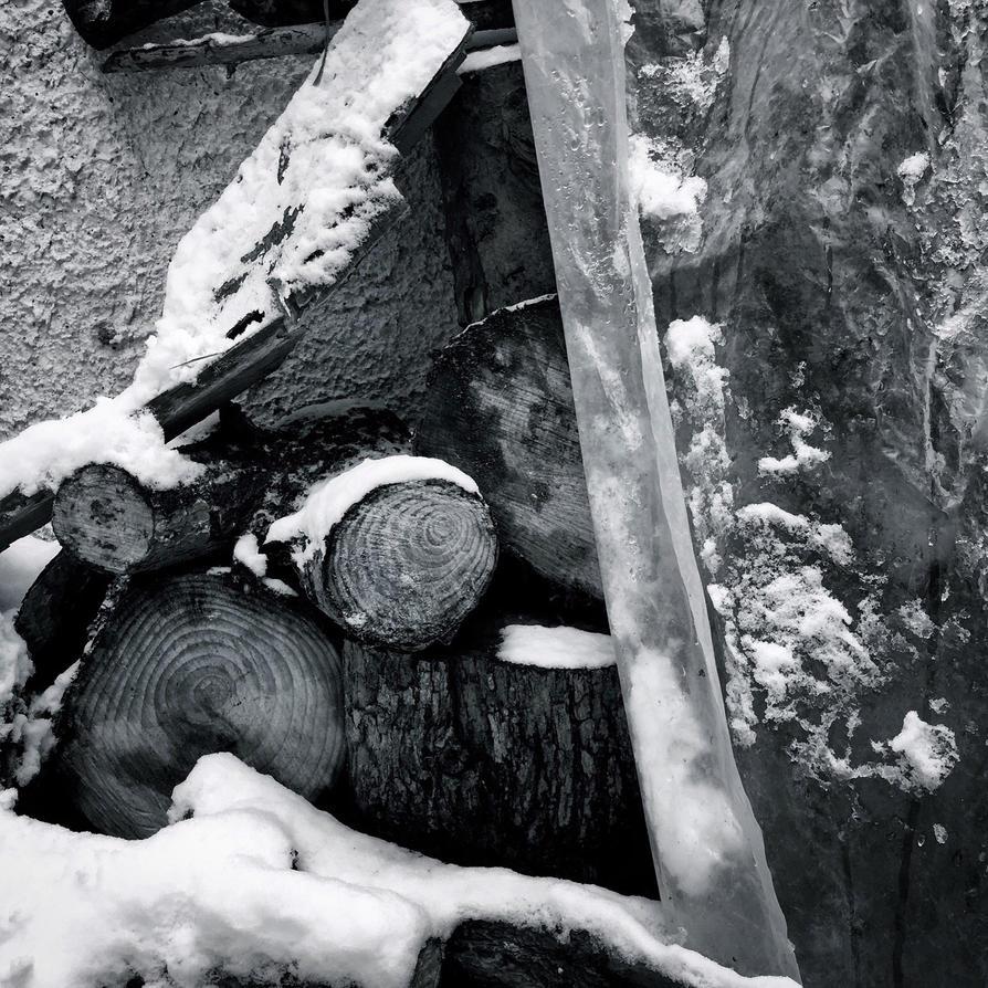 Winter Nostalgia  by nasahkalam