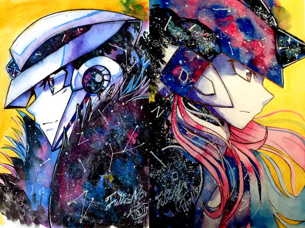 Space And Unity In Art : Time and space unity by darkxzero on deviantart