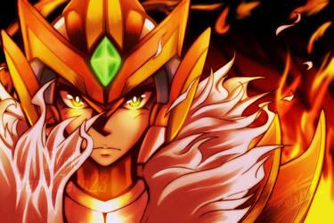 Fired Up! by DarkxZero23
