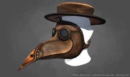 Plague Doctor Mask v2