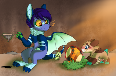 Hatching Time by Snail-Duck