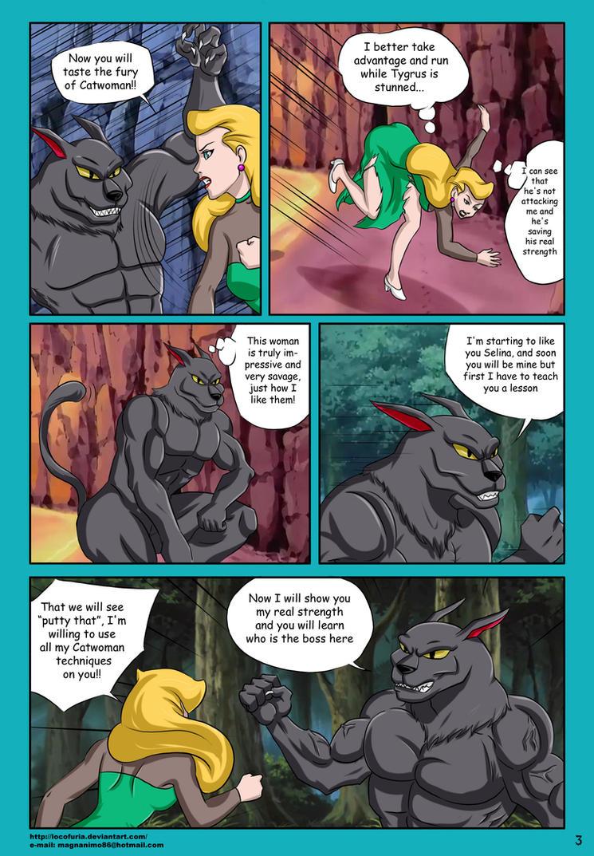 Feline Instincs 03 by locofuria