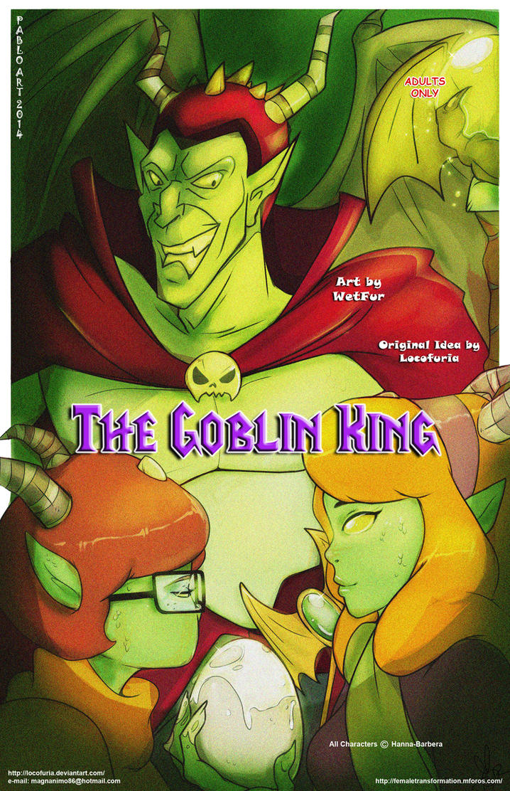 The Goblin King by locofuria