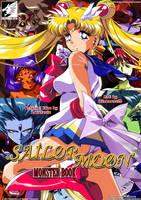 Sailor Moon Monster Book