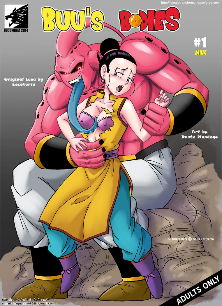 Buu's Bodies #1 Milk by locofuria