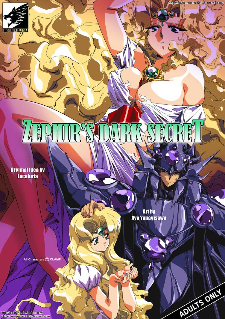 Zephir's Dark Secret by locofuria
