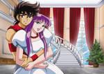 Saori x Seiya 4