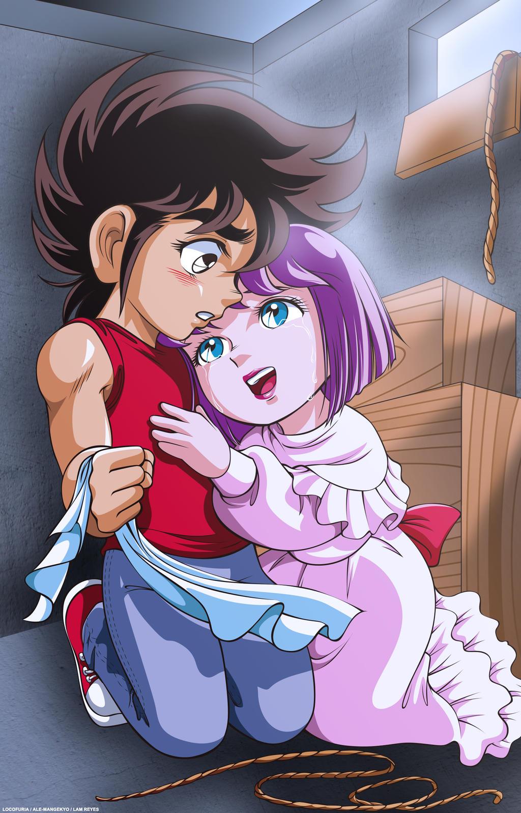 Momento divertido del anime part 2 sub esp - 3 7