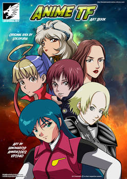 Anime TF Art Book