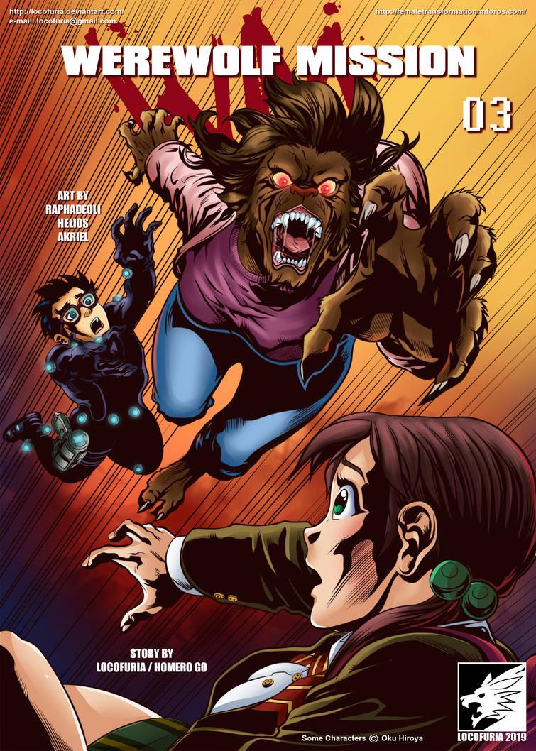 Werewolf Mission 03 by locofuria
