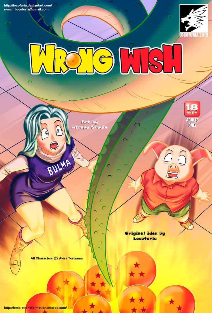 Wrong Wish by locofuria