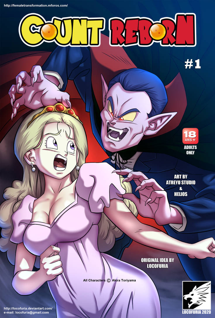 Count Reborn #1