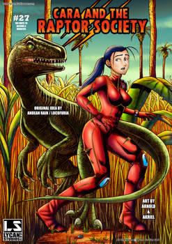 Cara and the Raptor Society #27