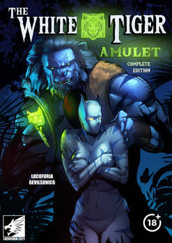 The White Tiger Amulet - Complete Edition