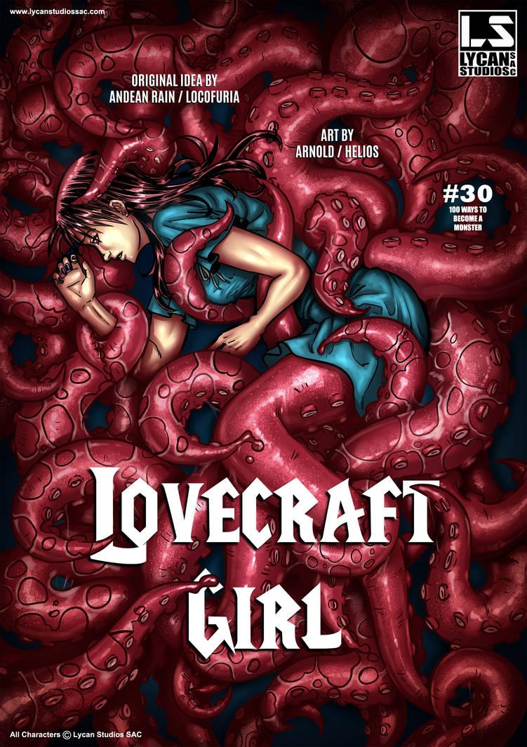Lovecraft Girl #30