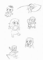 A Hat in time: Sketches 16 by Natalya-Chan