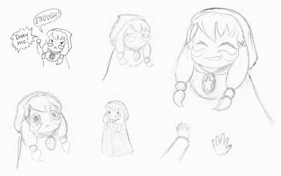 A Hat in time: Sketches 17 by Natalya-Chan