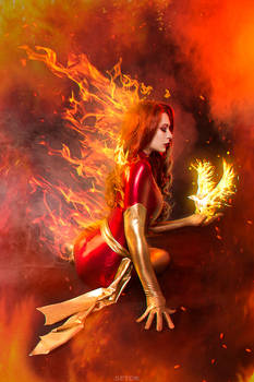 Jean Grey Dark Phoenix