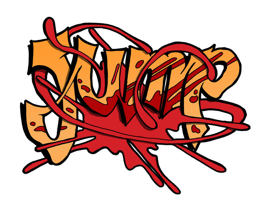Jump Graffiti by Unholy-God on deviantART