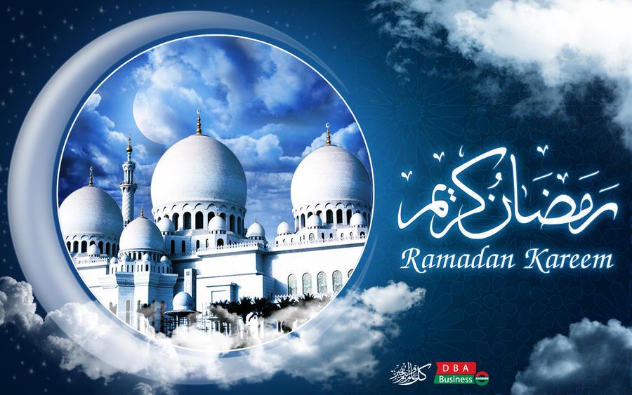 Ramadan Kareem by AhmedBakir ...