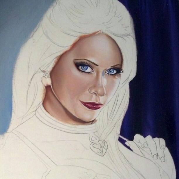 wip in progress by Nicole Brune