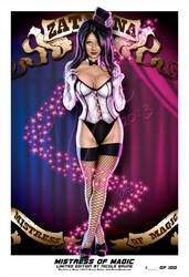 Mistress Of Magic Limited Edition by NicoleBrune