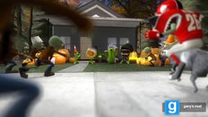 Plants Vs Zombies - Garden Warfare Trouble - Garry