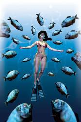 Piranha Target
