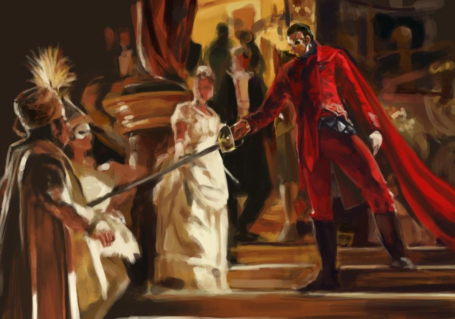 Phantom of the Opera by balltang