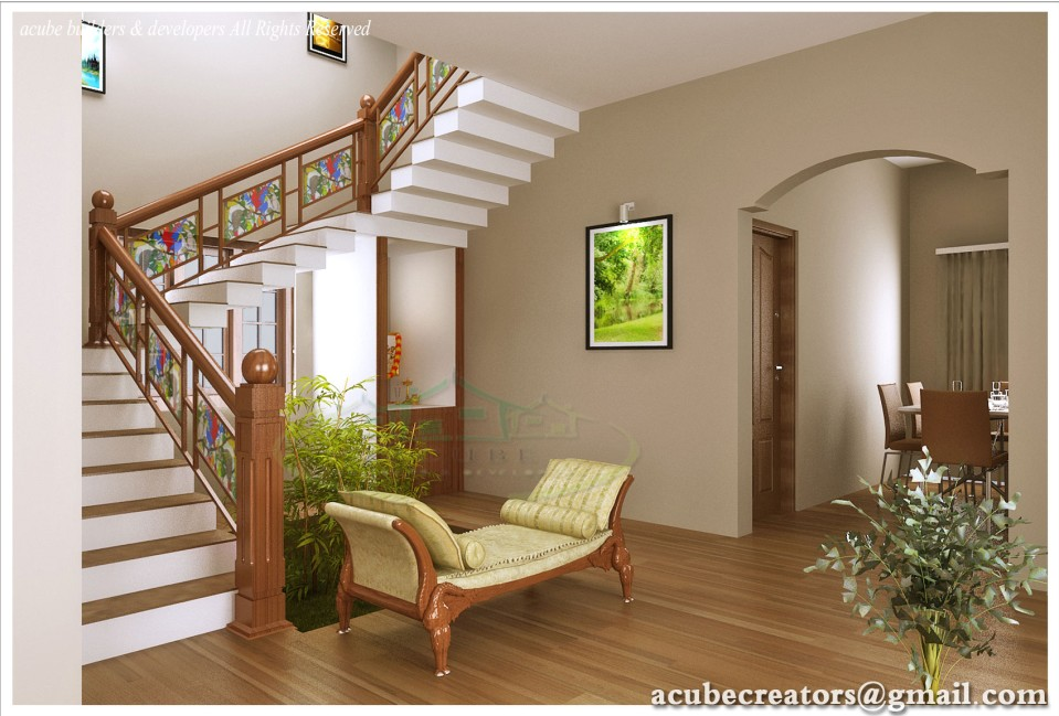 Interior And Exterior Designer Kerala By Acubecreators On Deviantart House  Interior Design Pictures In Kerala Style Part 76