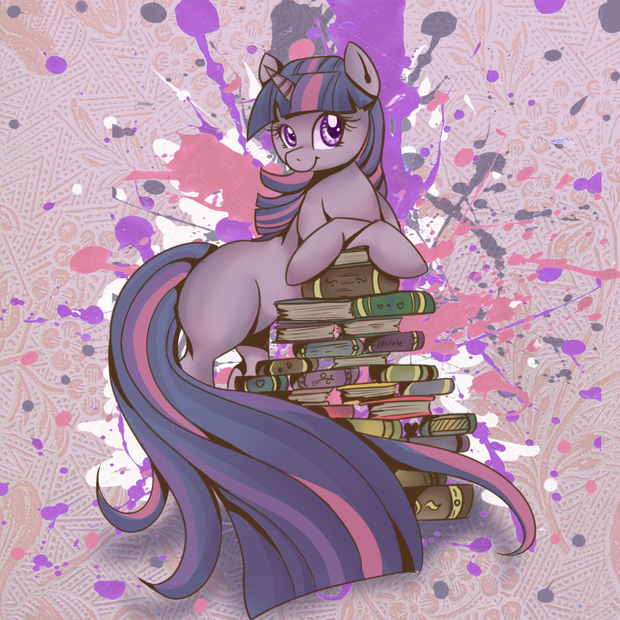 Twilight sparkle! by RPpirate
