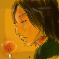 Candlelight Severus