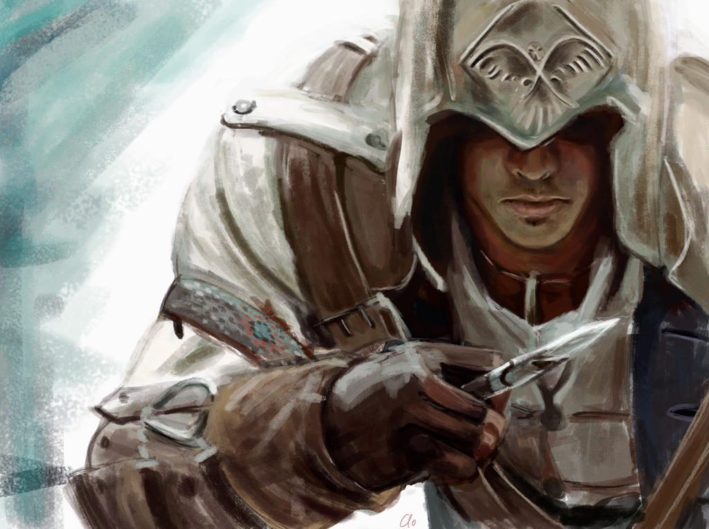 Assassin's Creed 3 (Connor x reader) by KittyKirkland on