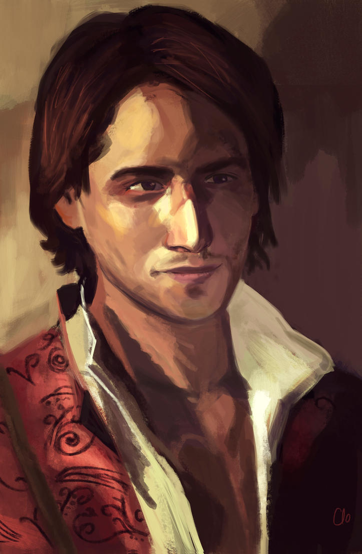 Federico Auditore by Namecchan