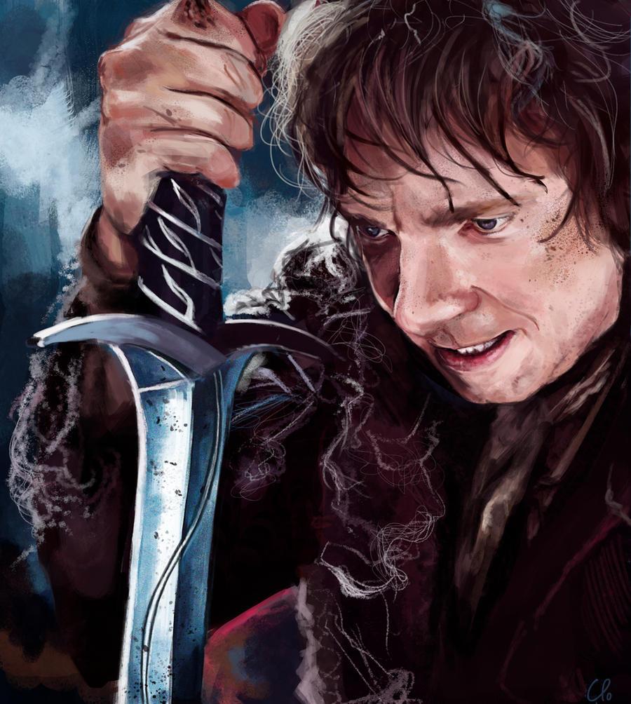 Bilbo by Namecchan