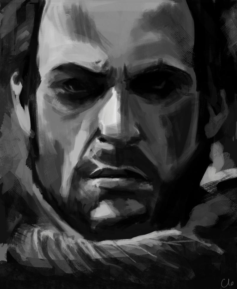 Ezio Auditore Revelations Version By Wisesnailart On