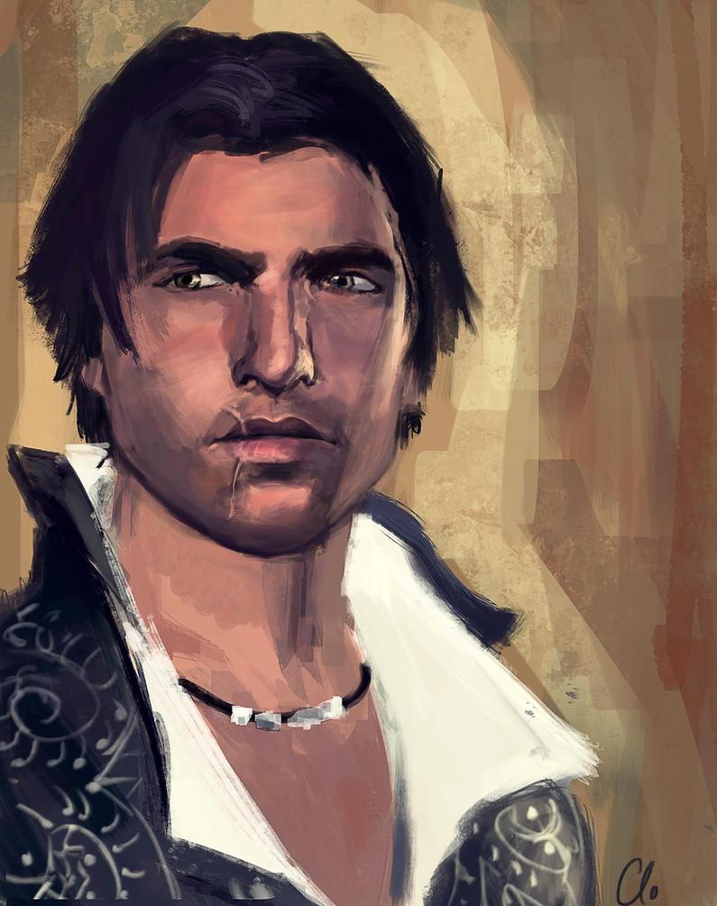 Ezio Auditore da Firenze by WisesnailArt