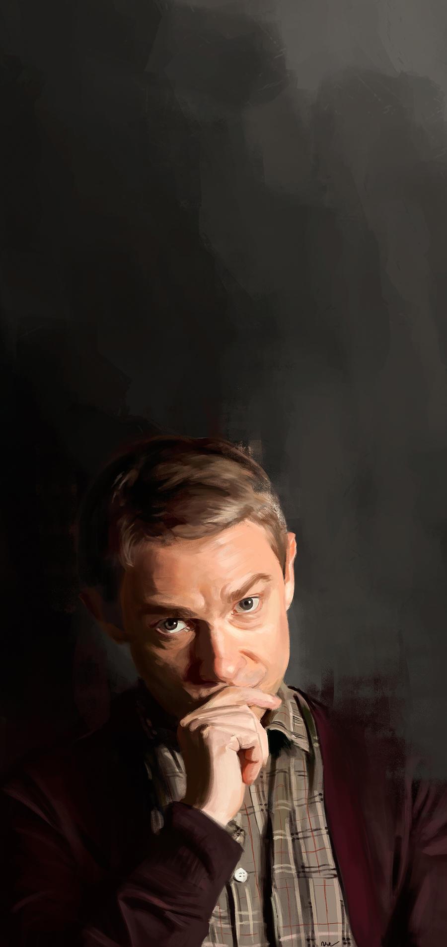 John Watson by Namecchan