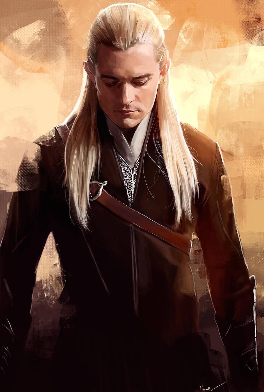 Legolas Greenleaf by Namecchan