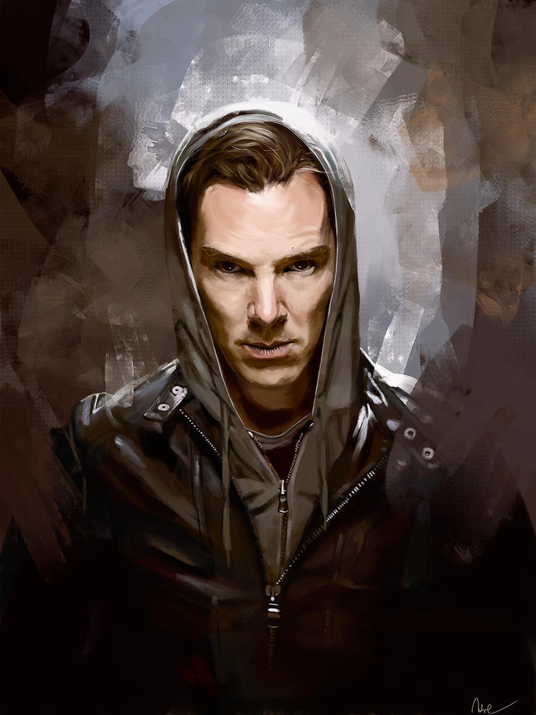 Hooded Benedict by Namecchan