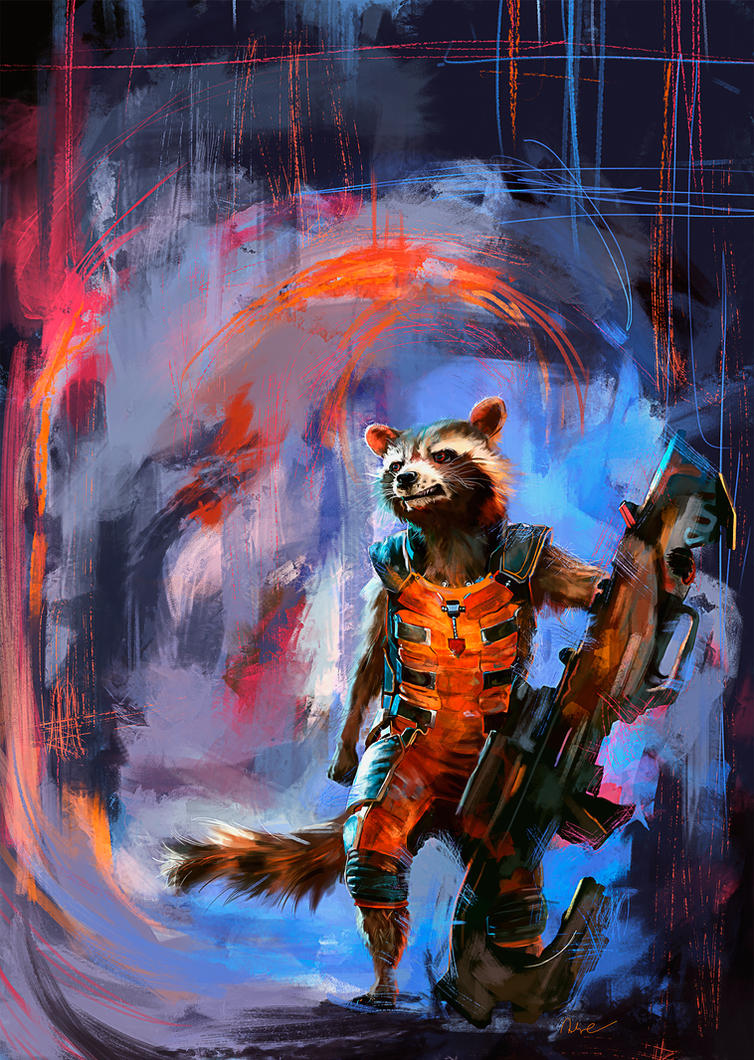Rocket Raccoon Wallpaper Iphone