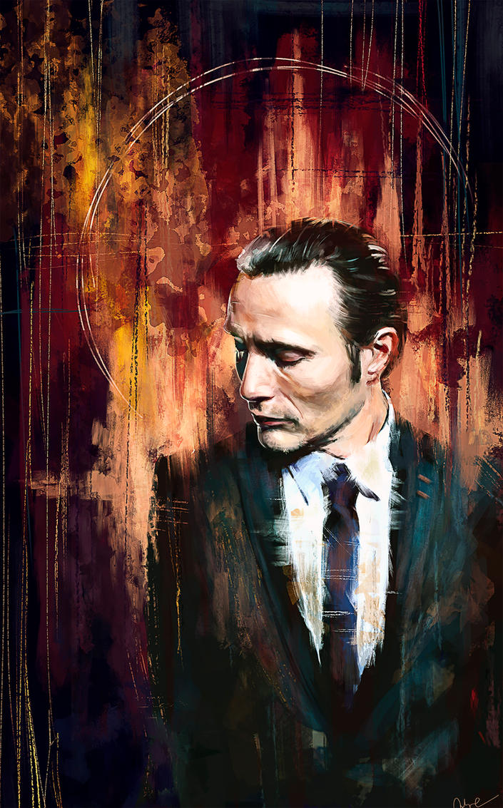 Dr. Hannibal Lecter by Namecchan