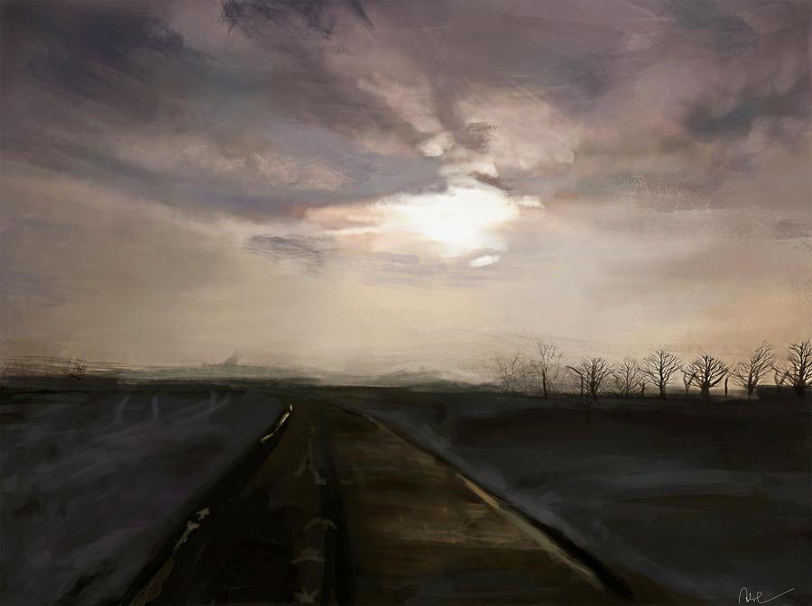 La strada by Namecchan