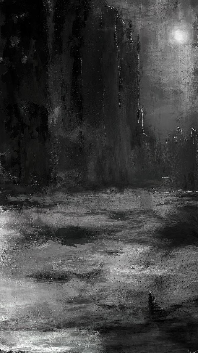 Thangorodrim-Fingon speed paint by Namecchan