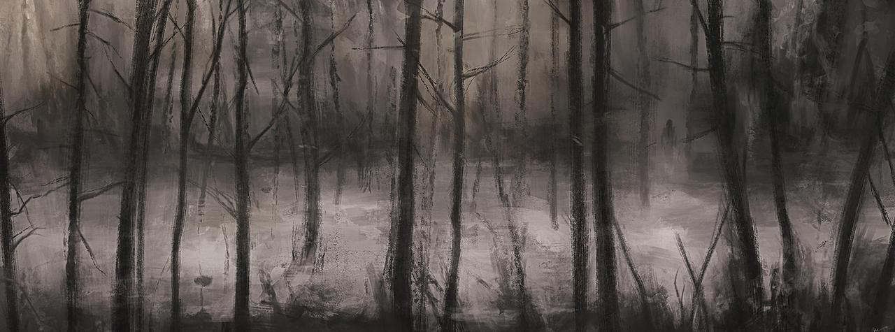 Daeron speed painting by Namecchan