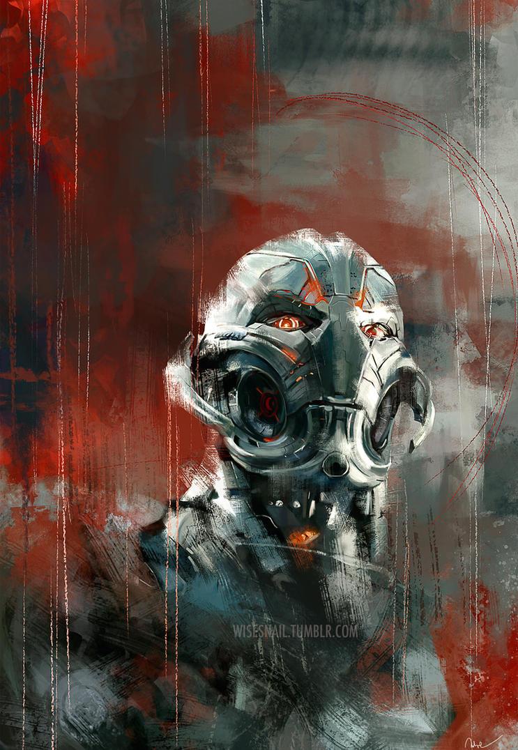 Ultron by Namecchan