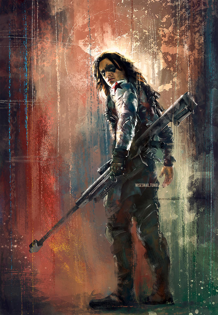 Winter Soldier by Namecchan