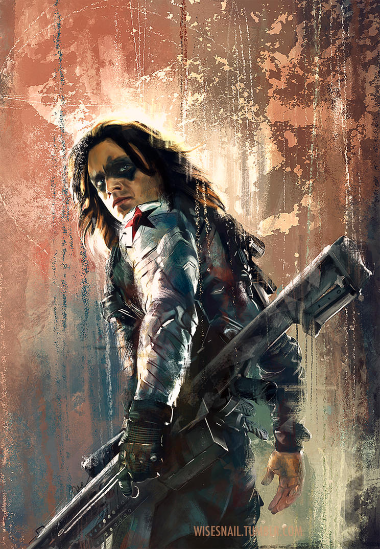 Winter soldier cropped by Namecchan
